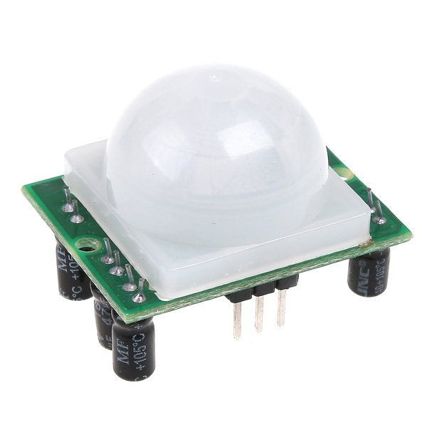 Interfacing PIR Sensor to Arduino – Connect Motion Sensor/Detector to Arduino