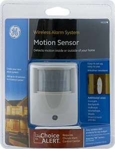 Choice Alert Wireless Alarm System Motion Sensor by GE
