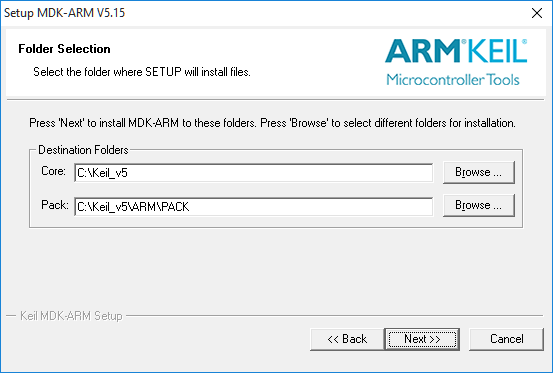 How to Install and Setup Compiler and IDE for ARM Controller