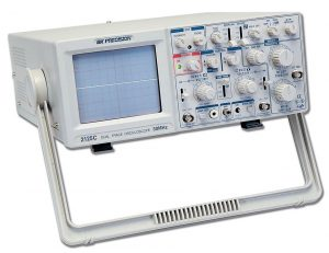 B&K Precision 2125C Delayed Sweep Analog Oscilloscope 30 MHz Bandwidth