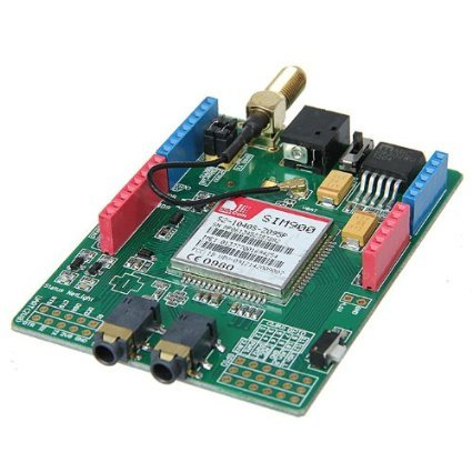 GSM_Module_Audio_In_Out