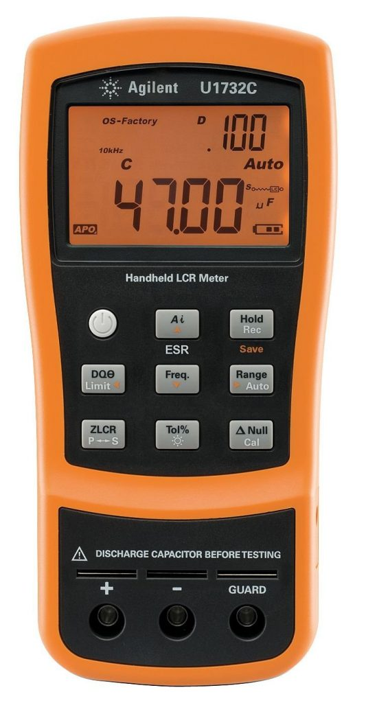 Portable LCR Meter