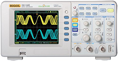Rigol DS1102E 100MHz Digital Oscilloscope