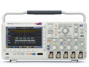 Tektronix DPO2014B 100 MHz, 1M Record Length, 4-channel Digital Phosphor Oscilloscope