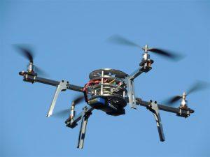 multi rotor drones