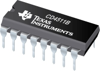 CD4511B-IC-PIC