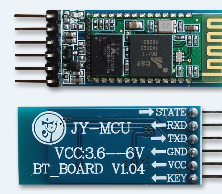 Bluetooth Module Interfacing