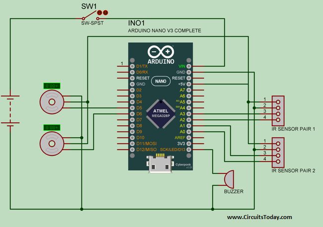 Arduino relay boards