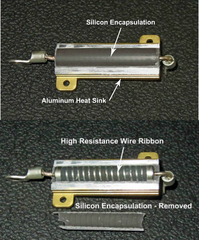 Ballast Resistor for Automotive Applications