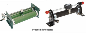 Practical Rheostats