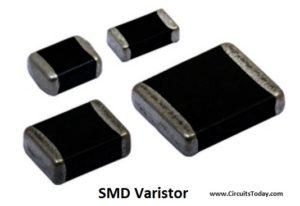 SMD Varistor