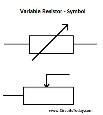 Variable Resistor - Working, Construction, Characteristics ... on