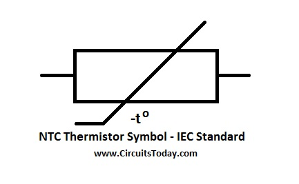 Thermistor Working Types Ntc Amp Ptc Uses Comparison