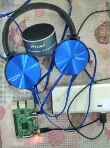 Raspberry Pi Music Player