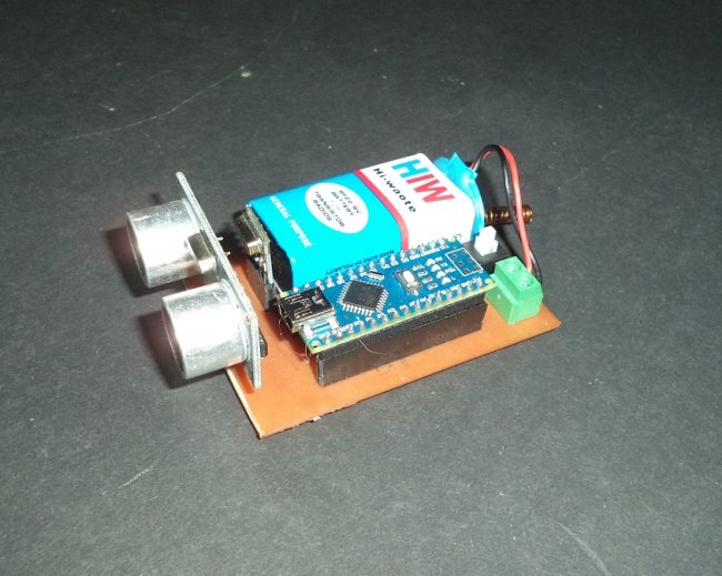 Water Level Indicator Using Arduino & Ultrasonic Sensor