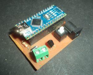 Arduino PWM Motor Control