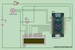 Measuring Wheel/Surveyors Wheel Using Arduino & Rotary Encoder