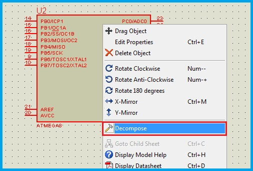 Decompose the Component - Microcontroller