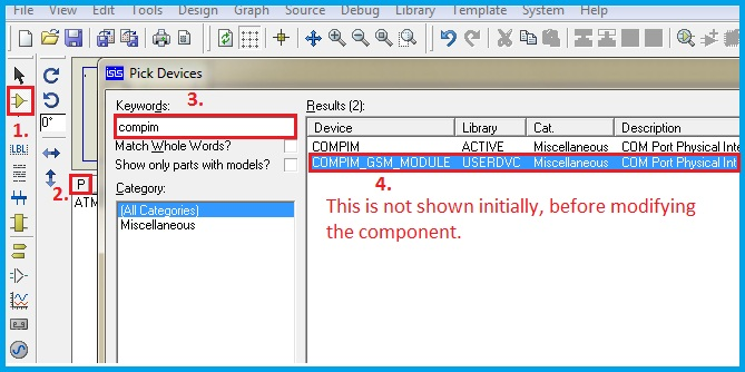 Finding the Modified Component