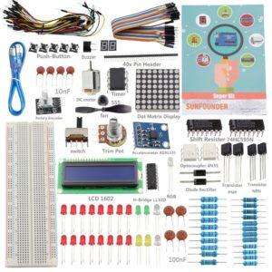 SunFounder Project Super Starter Kit for Arduino