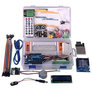 kuman for Arduino Project Complete Starter Kit with Detailed Tutorial